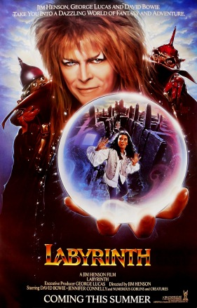Labyrinth (1986) Teaser
