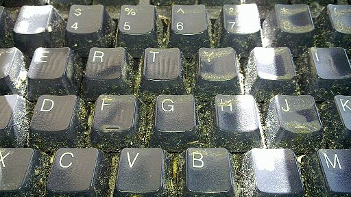 Dirty_keyboard